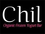 chil frozen yogurt