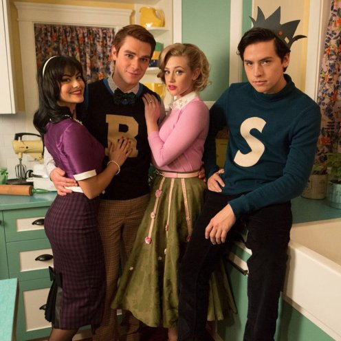 Riverdale-TV-Show-Characters-Comic-Books