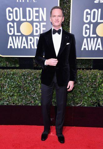 Neil Patrick Harris' Tom Ford Tuxedo