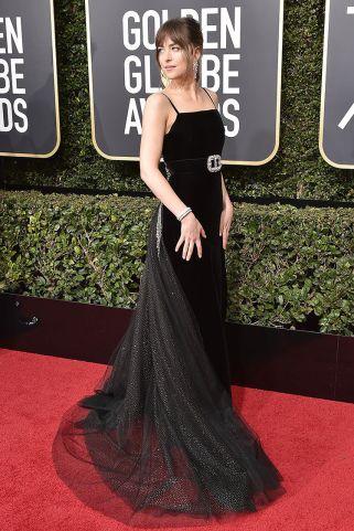 Dakota Johnson's Gucci Dress